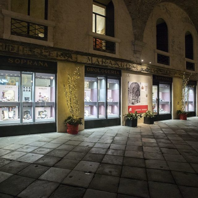 Soprana dal 1910 Jewelry in Vicenza
