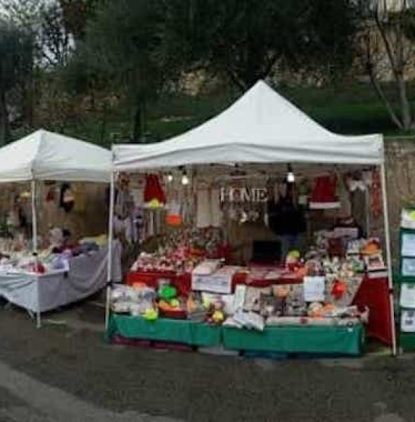 Christmas Market in Monteviale