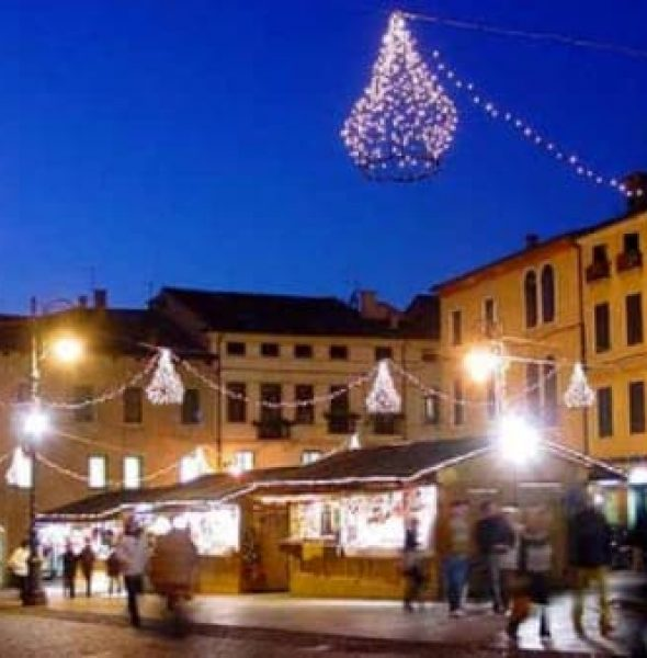 Christmas Market in Bassano del Grappa