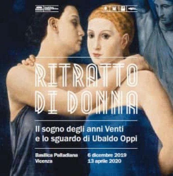 Ritratto di donna – Exhibit in Vicenza