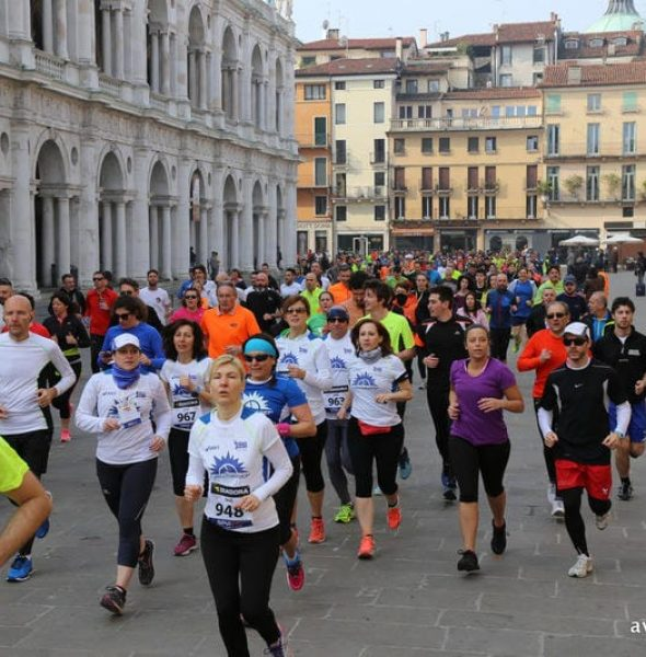 Vicenza Half Marathon and 4,5k Walk / Run