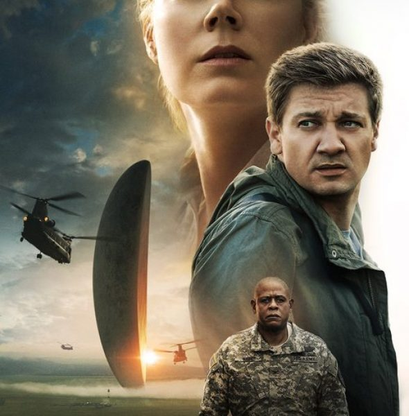 English language movies in downtown Vicenza: Arrival ...