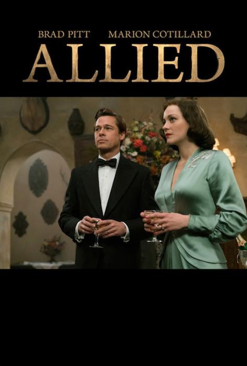 English language movies in downtown Vicenza: Allied ...